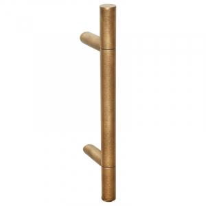 Bronze Stoßgriff Türgriff 12000.250.B3