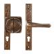 Bronze Drückergarnitur 6095-1195.B3