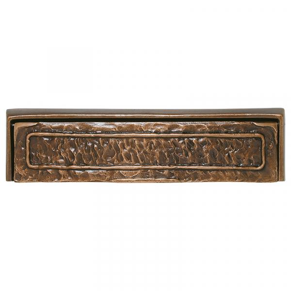 Bronze Briefeinwurf 9010