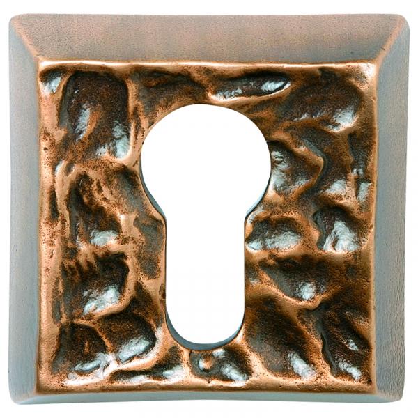 Bronze PZ-Schutzrosette 9052.B3