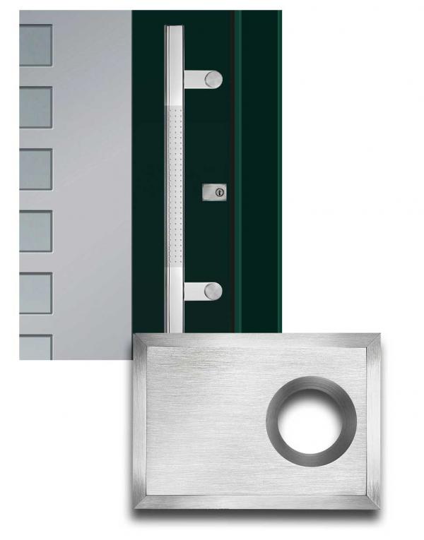 Designmitrenas PZ-Kratzschutzrosette Orthogon