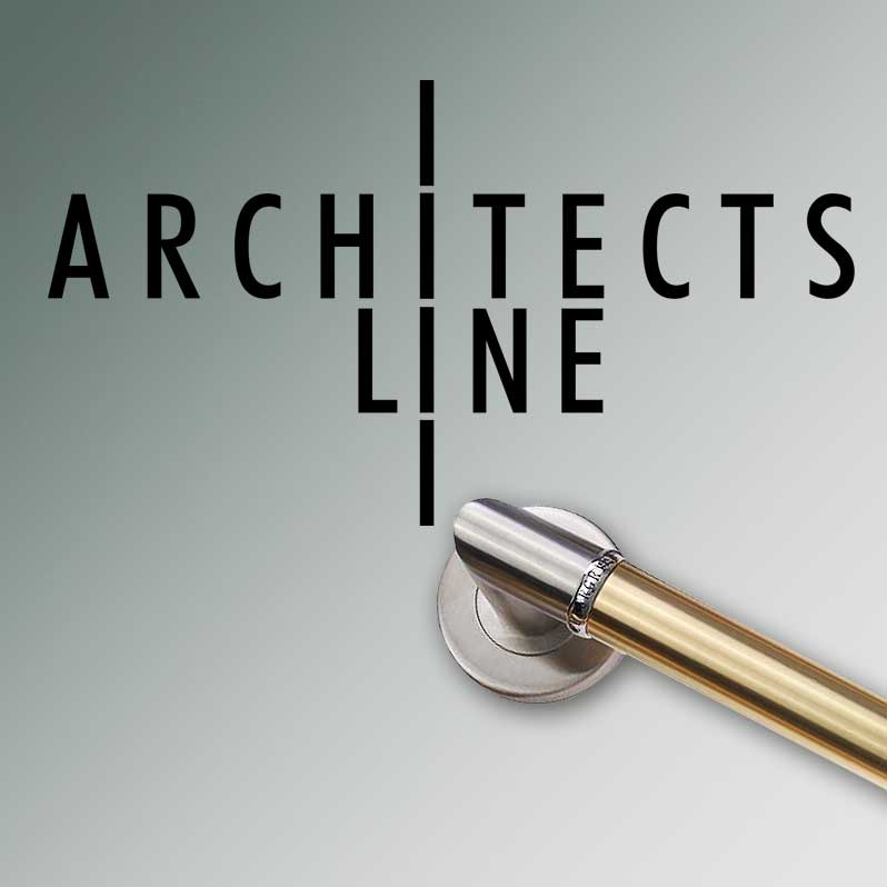 Architects Line Türgriffe